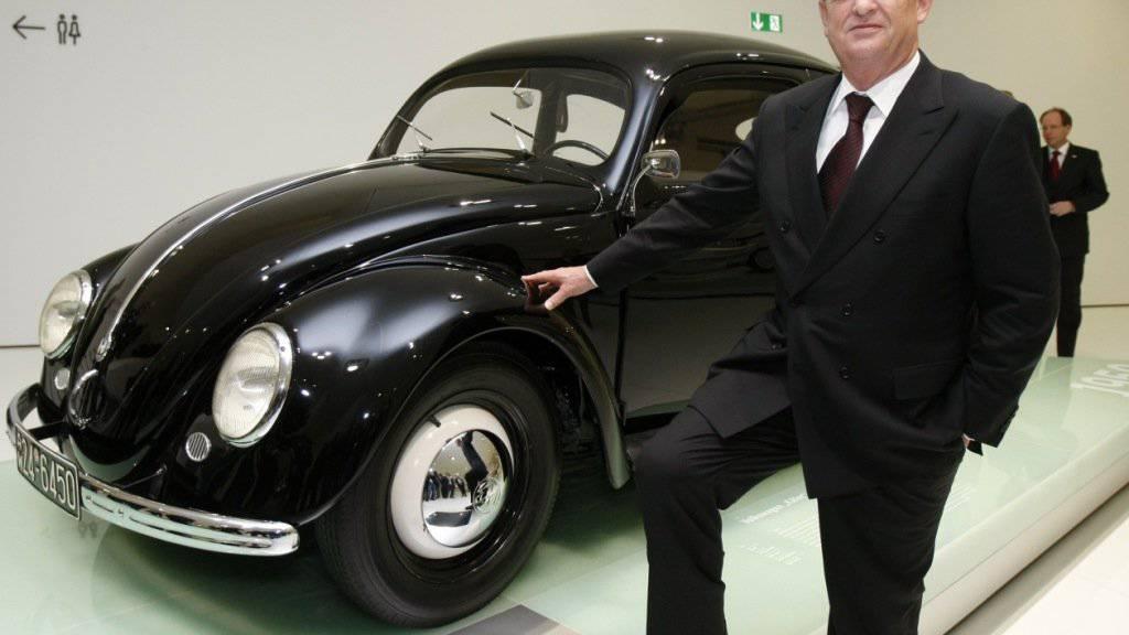 Zieht sich vollständig aus dem VW-Konzern zurück: Ex-CEO Martin Winterkorn (Archivbild).