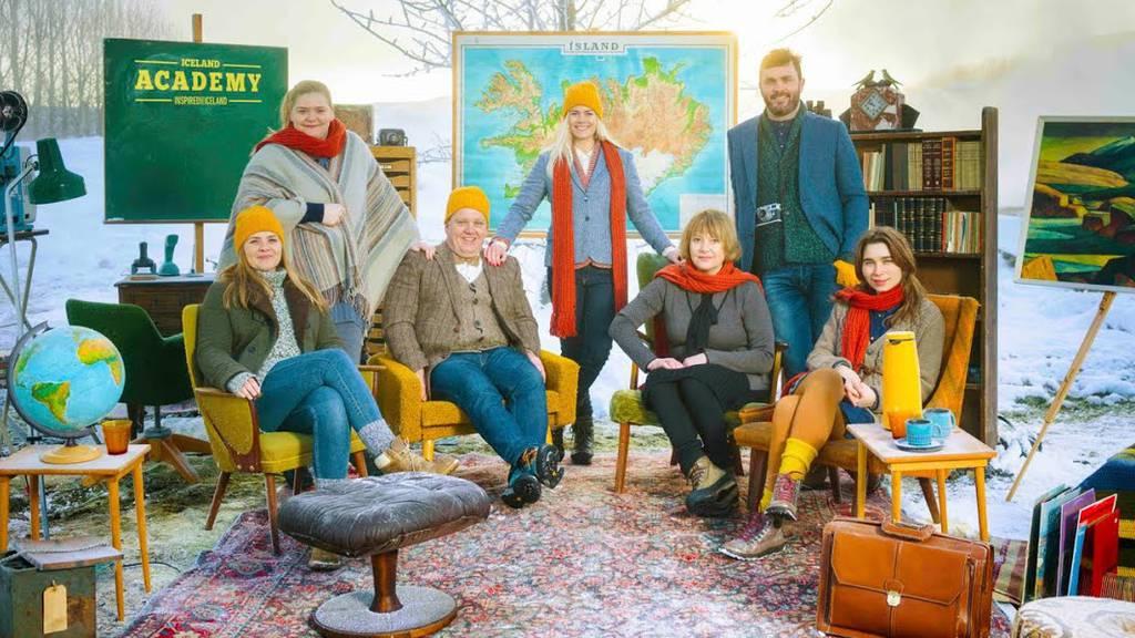 So humorvoll erzieht Island seine Touristen