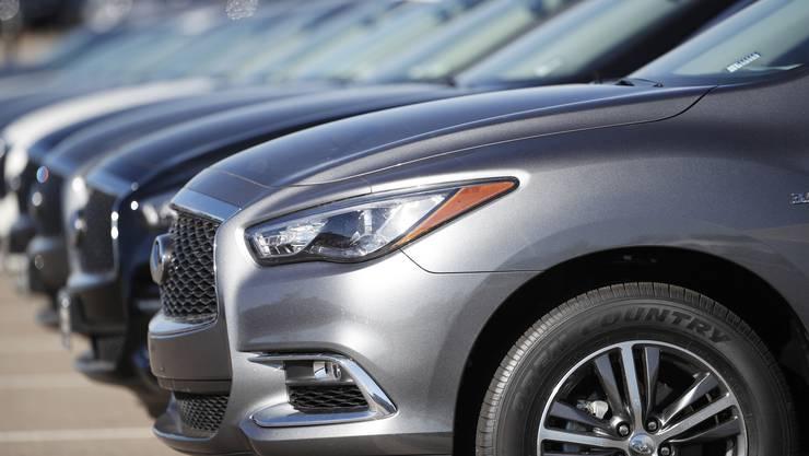Die Zahl der SUVs und Offroader ist in den letzten Jahren stark angestiegen. (Symbolbild)