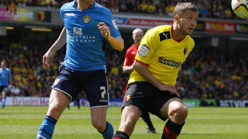 Wechselt nach vier Jahren bei Watford zu Sheffield Wednesday: Almen Abdi (rechts)