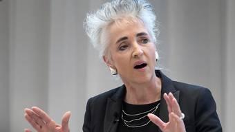 Mittlerweile sind 191'000 Personen im Kanton Zürich von Kurzarbeit betroffen: Volkswirtschaftsdirektorin Carmen Walker Späh (FDP). (Symbolbild)