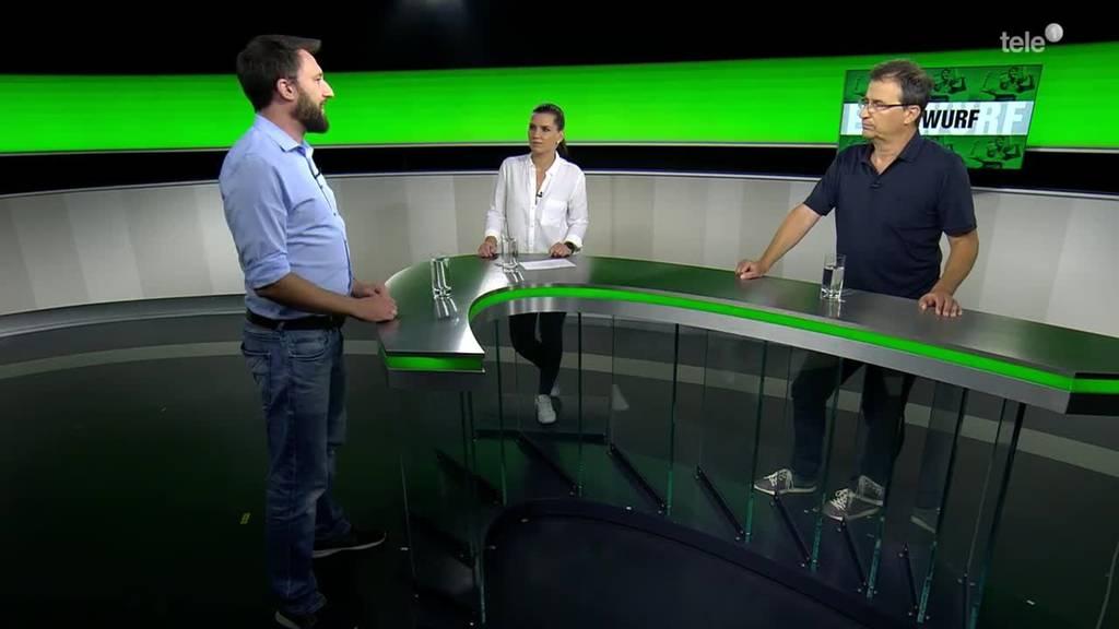 Rot für Knezevic, Verletzung bei Burch: Wie weiter beim FCL?