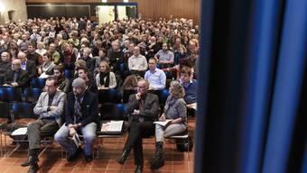 Solothurner Gemeindeversammlung zu Top5, Budget und anderen Geschäften