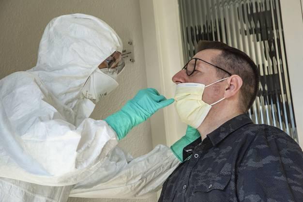 Die Tests werden unter strengen Sicherheitsauflagen durchgeführt.