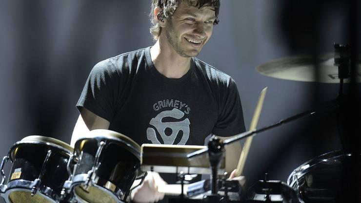 Der Belgisch-Australische Musiker und Singer-Songwriter Gotye beim Auftritt an der AVO Session 2012.