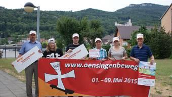 Seit dem Jahre 2012 ist Oensingen nun ständig bei den Preisgewinnern, war aber noch nie so gut klassiert.