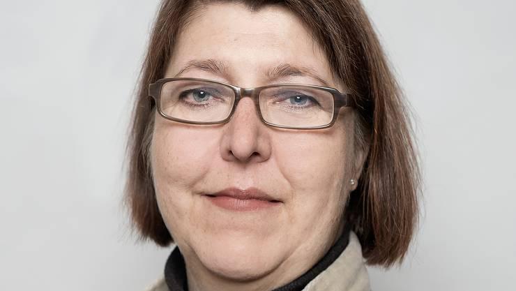 Corin Ballhaus (52, SVP), Kandidatin Einwohnerrat