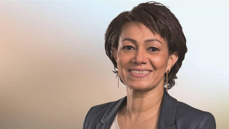 «Vertrauen ist mein wichtigstes Arbeitsinstrument», Helena Taiana Santiago, Grossrats-Kandidatin.
