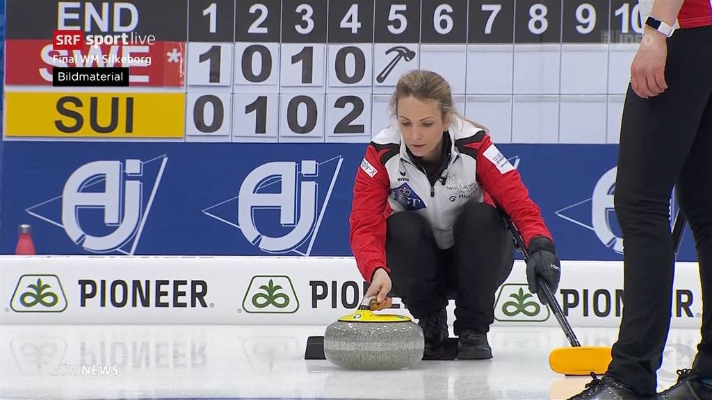 Dielsdorferin holt WM-Gold im Curling