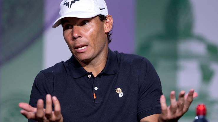 Rafael Nadal kritisiert die Wimbledon-Setzliste.