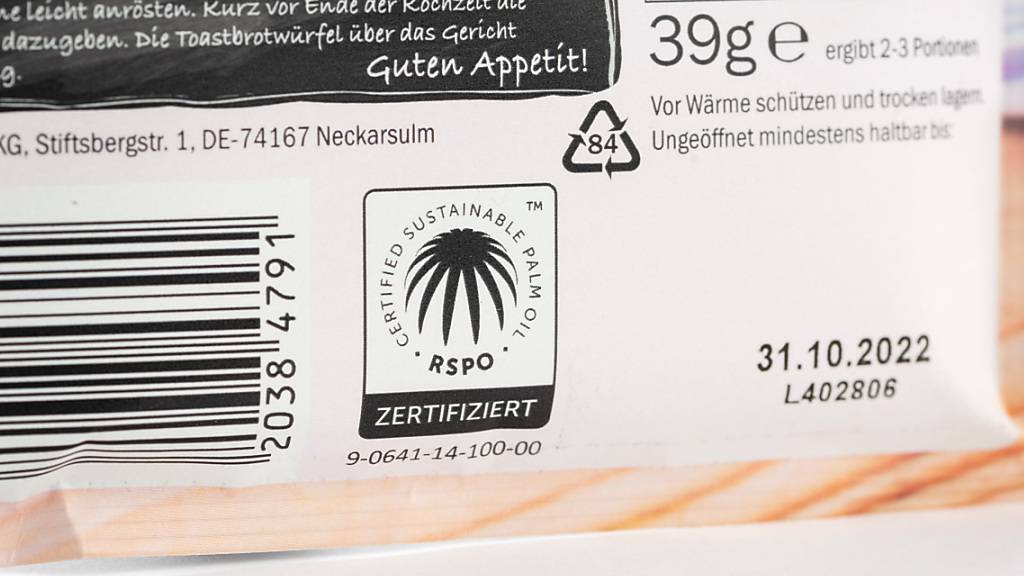 Die Befürworter eines Freihandelsabkommen mit Îndonesien argumentieren, dass künftig nur zertifiziertes Palmöl in die Schweiz importiert werden könne. Das sei ein Schritt in Richtung nachhaltigen und fairen Handel. (Themenbild)