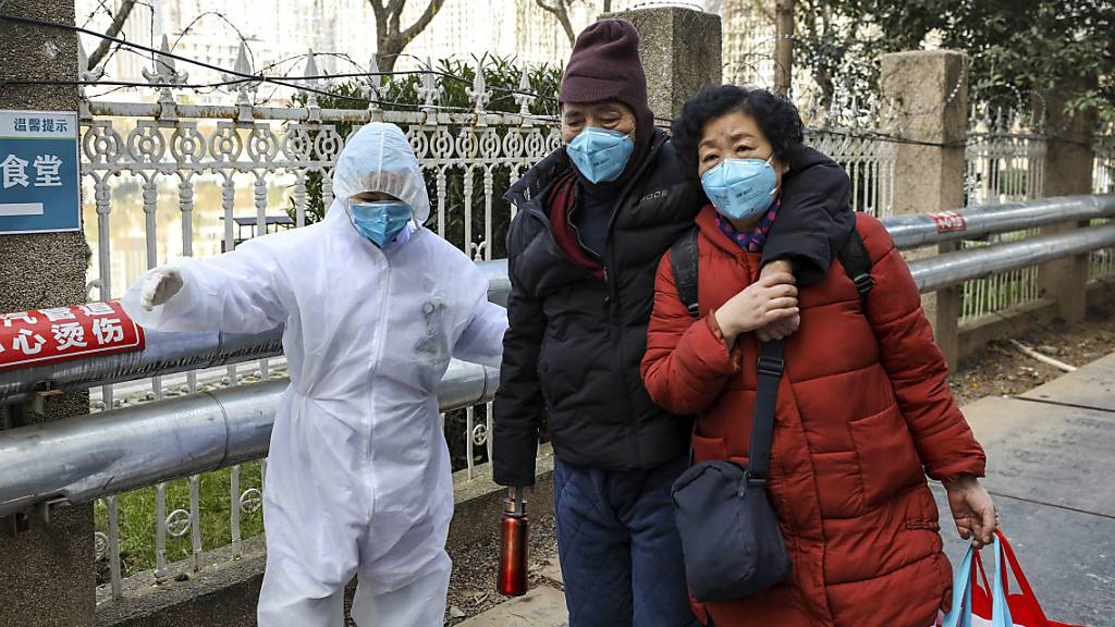 Weitere 42 Tote durch Virus in China