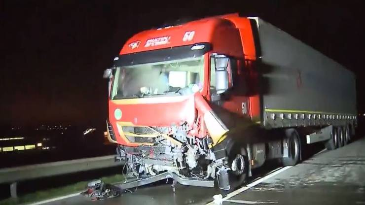 Tödlicher Unfall bei Lenzburg.