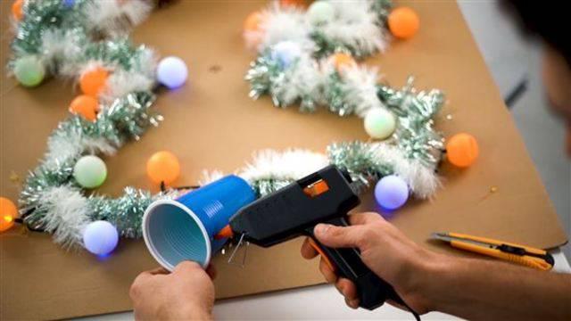 Christmas Hacks: Papp-Weihnachtsbaum