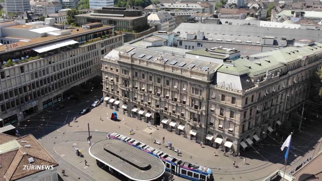 Credit Suisse macht 37 Filialen dicht