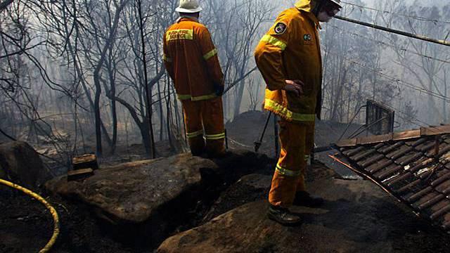 Veheerende Brände in Australien