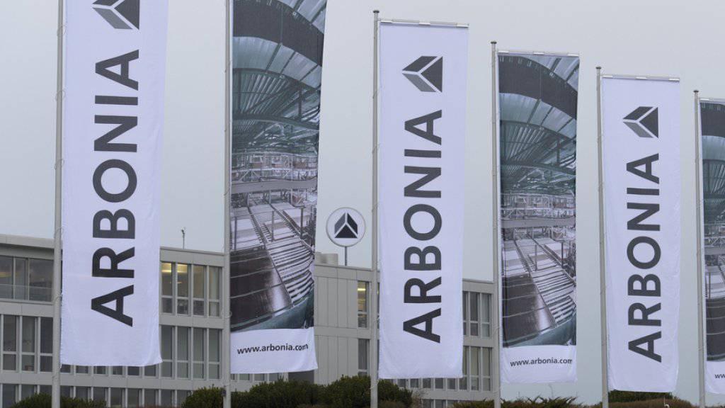 Für den Bauzulieferer Arbonia haben sich die getätigen Übernahmen ausbezahlt. Der Umsatz wuchs im Halbjahr um über ein Drittel auf 624,4 Millionen Franken. (Archiv)