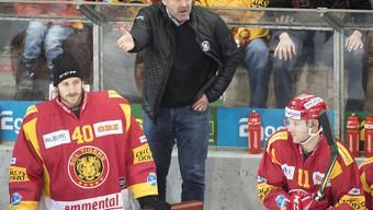 Soll die SCL Tigers weiterhin als Trainer vorantreiben: Heinz Ehlers