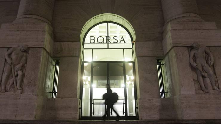 Die Six Group hat auch ein Angebot für die Übernahme der Borsa Italiana in Mailand unterbreitet, doch nun ist sie aus dem Rennen.