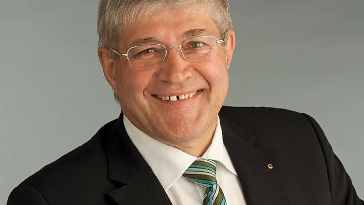 Bruno Zuppiger von der Zürcher SVP nominiert.