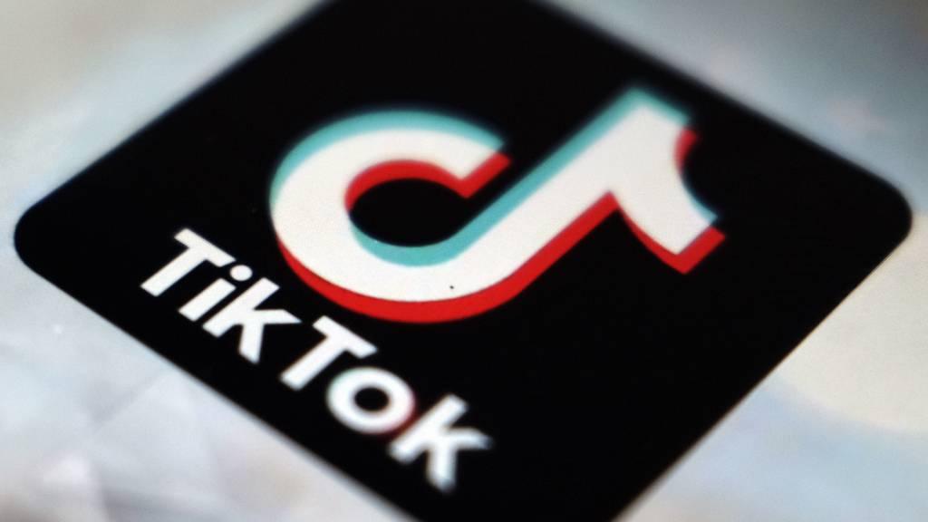 ARCHIV - Das Logo der Social-Media-App Tiktok. Foto: Kiichiro Sato/AP/dpa