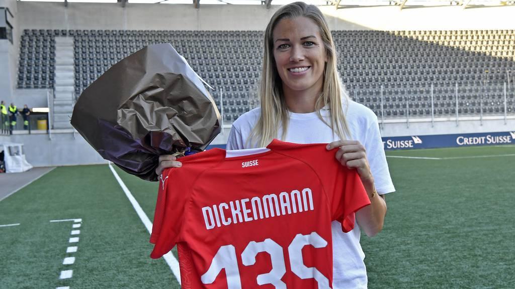 Lara Dickenmann hört im Sommer auf