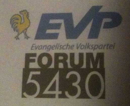 Fraktion EVP/Forum 5430