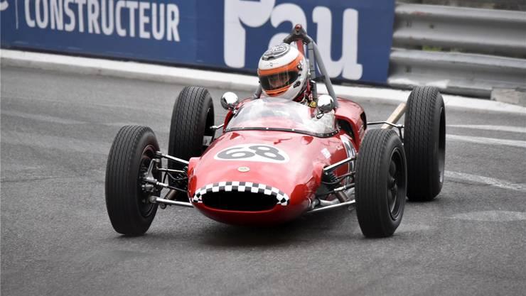 Bruno Weibel will zum Abschluss der Saison an den Rennen in Dijon nochmals alles geben.