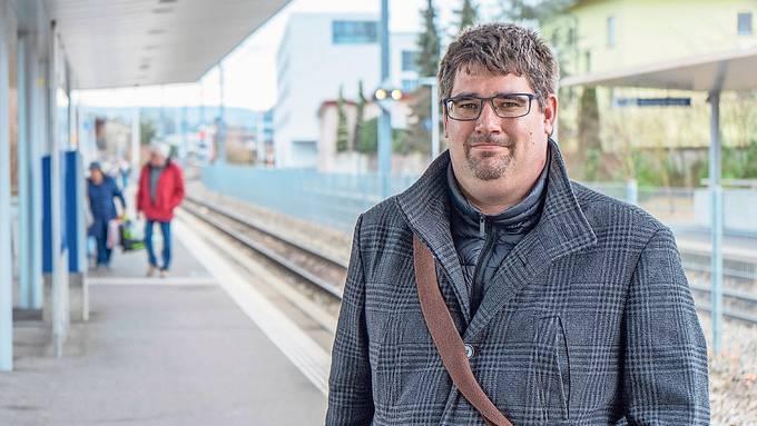 Florian Abt (37), Sozialhilfepädagoge, Liestal.