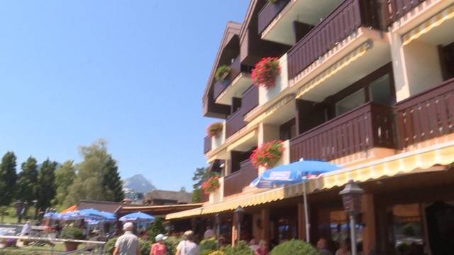 Positive Bilanz für Schweizer Tourismus
