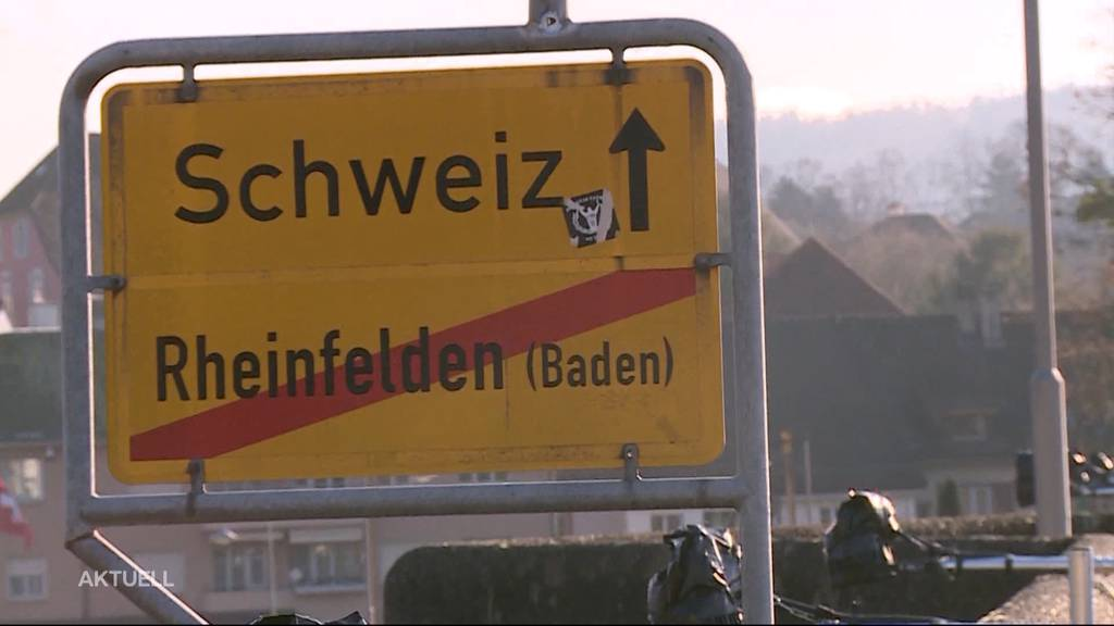 Lockdown in Deutschland: Kommt es nun zum Einkaufstourismus in der Schweiz?