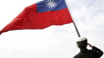 Gelder in Höhe von 900 Millionen Franken auf Schweizer Bankkonten bleiben vorerst blockiert. Sie stehen in Zusammenhang mit einer französisch-taiwanesischen Korruptionsaffäre. (Symbolbild)