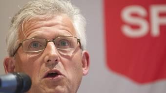 Nationalrat Hans Stöckli soll für die SP ins Stöckli