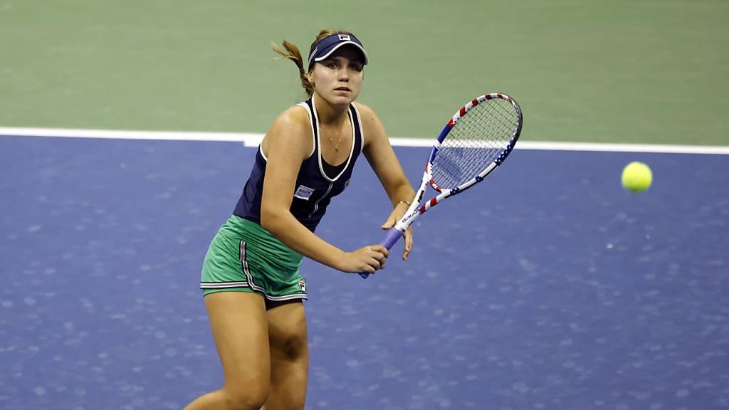 Australian-Open-Siegerin Kenin verliert im Achtelfinal