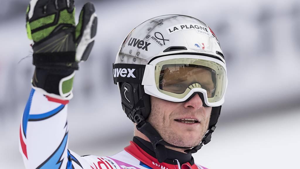 Julien Lizeroux gehörte in seinen besten Jahren zu den besten Slalomfahrern