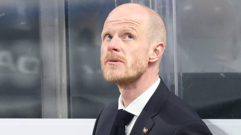 Toni Söderholm leistet hervorragende Arbeit als deutscher Nationaltrainer