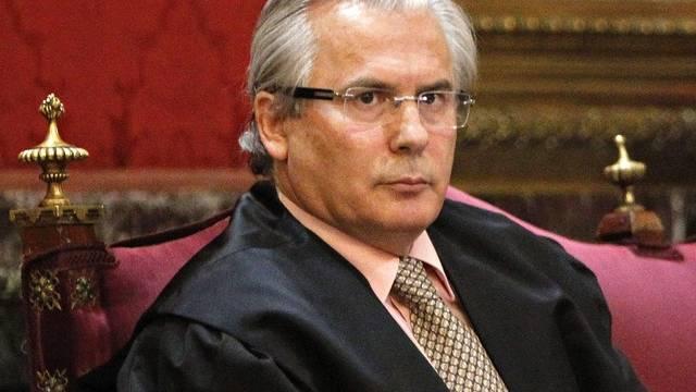 Baltasar Garzon wurde freigesprochen (Archiv)
