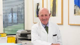 Frauenarzt Michael Hohl: «Künstliche Befruchtungen sind für die Gesellschaft auch heute noch ein Tabuthema.»