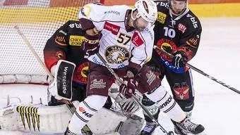 Goran Bezina verlässt Genève-Servette und wechselt in die Swiss League zum HC Sierre