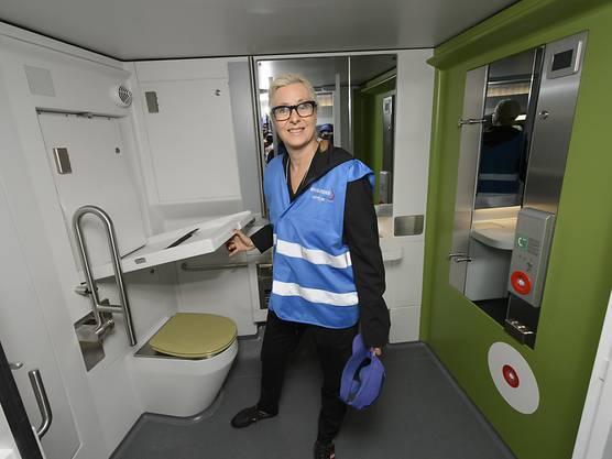 Ebenfalls vom Headhunter besetzt: Jeannine Pilloud, ex-Leiterin SBB Personenverkehr, die sich mit CEO Andreas Meyer überwarf.