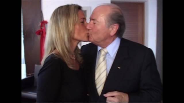 Blatters Comeback mit Ex-Frau Graziella Blatter-Bianca