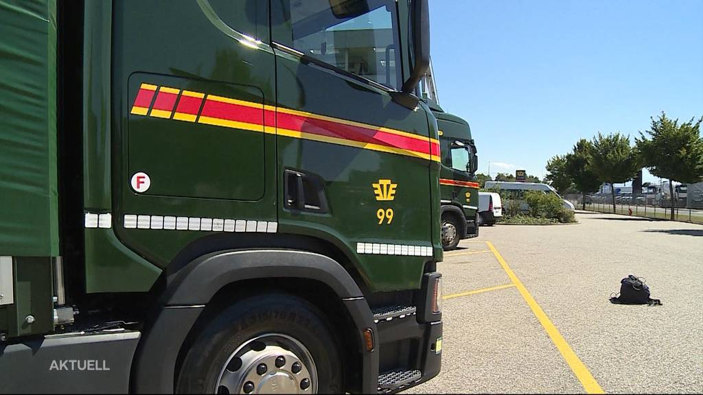 Nutzfahrzeugverband fordert Überholverbot im Baustellenbereich
