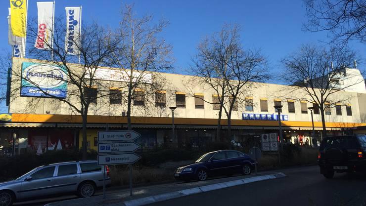 Das Weiler Einkaufszentrum Kaufring