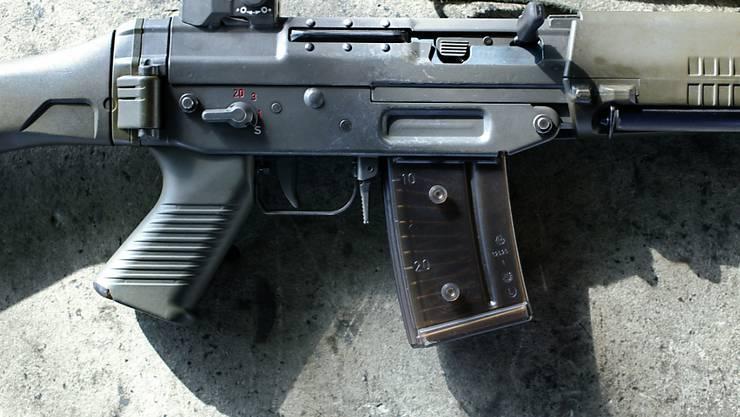 Der Bundesrat rechtfertigt seine Pläne, die Kriterien für Waffenexporte zu lockern. (Symbolbild)