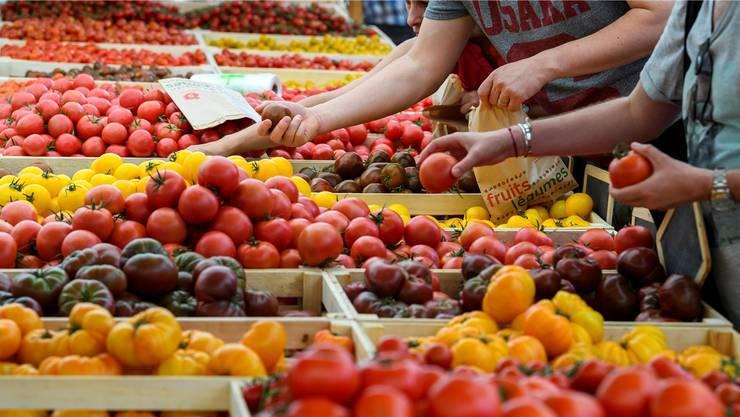 Die Konsumenten sollen aus einem ökologischeren Lebensmittelangebot wählen können.