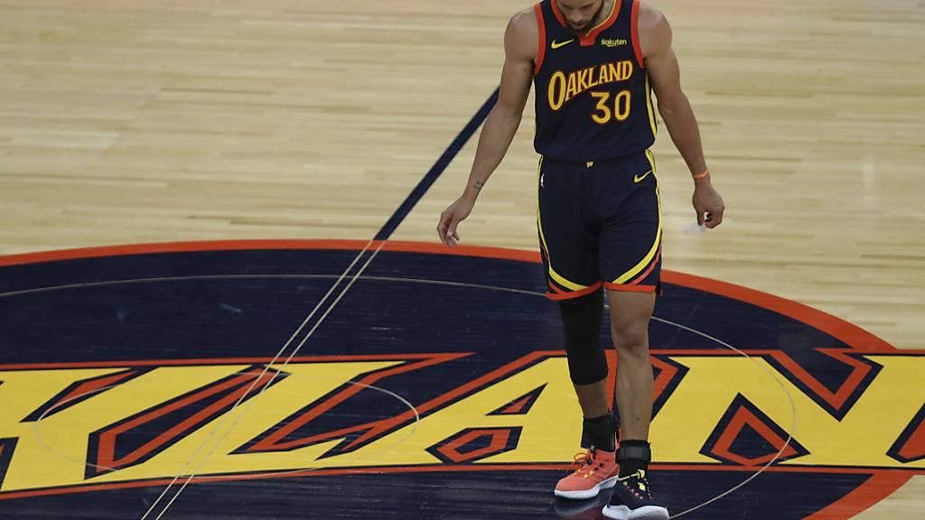 Golden State Warriors verpassen Playoffs