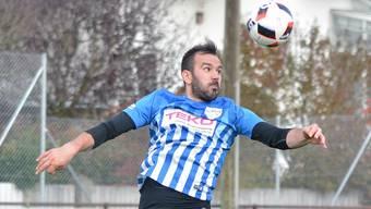Der FC Olten schlägt das Team Aargau U21 dank einem Tor von Hazir Zenuni mit 1:0.