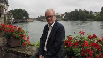 Daniel Vulliamy hat heute seinen letzten Arbeitstag als Leiter Stabsdienste/Stadtmarketing.
