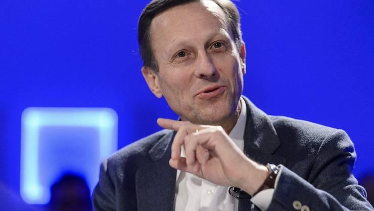 Ex-Novartis Konzernchef Daniel Vasella wohnt nun im steuergünstigen Monaco. (Archiv)