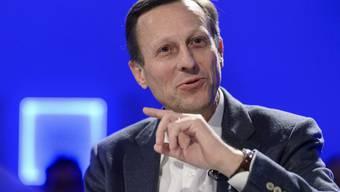 Ex-Novartis Konzernchef Daniel Vasella. (Archivbild)